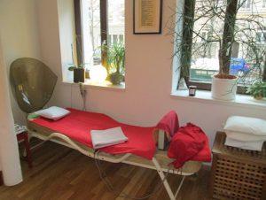 Anwendungen Massage