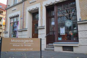 Massage Leipzig in der Massagerie