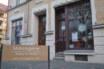 Massagerie Leipzig - Wittenberger Straße 42